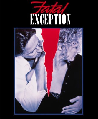 Fatal Exception Poster